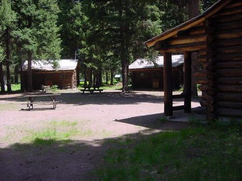 Cabins 1,2,&5 (Small)
